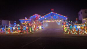Festive Holiday Lights on Display in the Community – 2020
