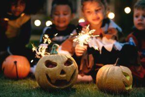 Halloween Costume Contest & Potluck 2021